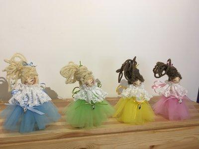 Quattro Angioletti colorati
