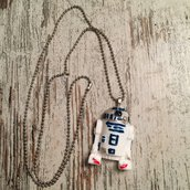 R2 - D2 Collana