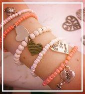 Bijoux: bracciali e collane