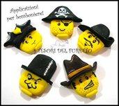 35 Applicazioni bomboniera stile lego riservate per Manumanu