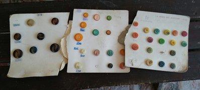Lotto n° 38 bottoni vintage
