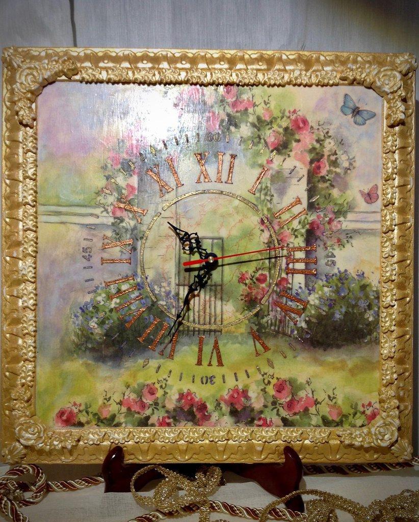 """Orologio da parete """"Fantasy"""""""