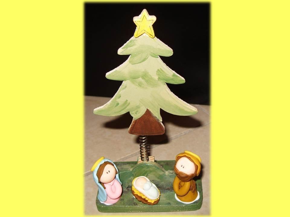 Presepe e albero di Natale