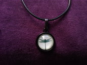 *Necklace con cabochon di libellule*