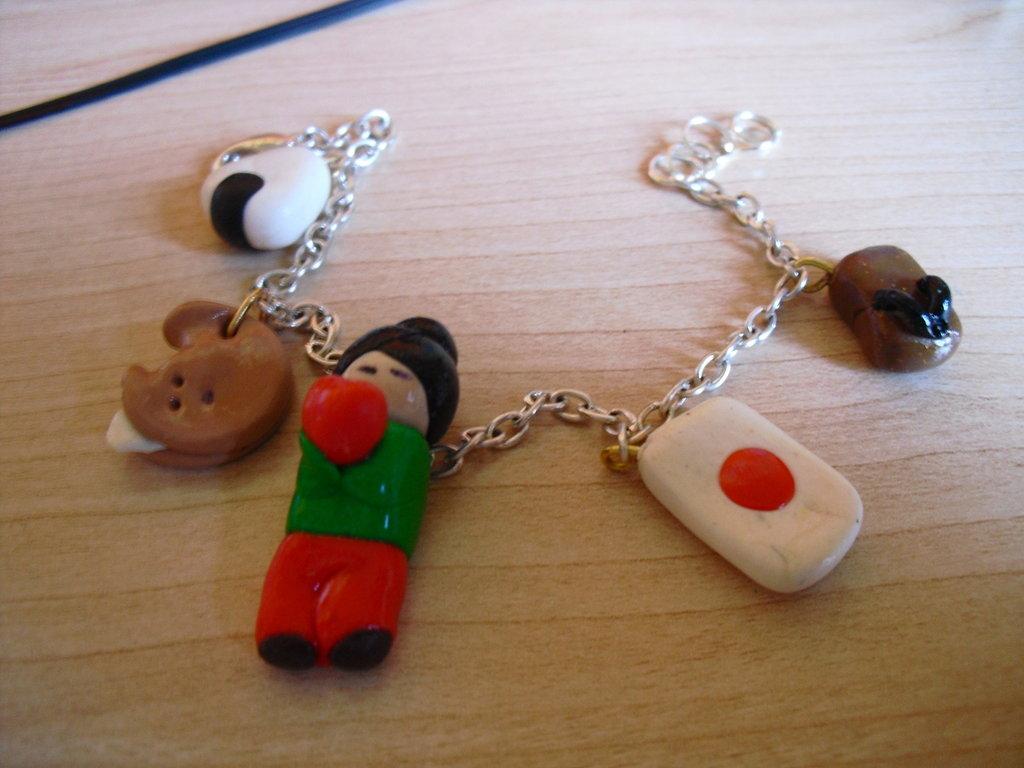 bracciale made in japan
