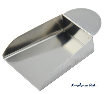 Accessori! pala raccogli perline (80x50mm) (cod new)