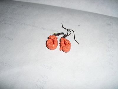 orecchini scarpette danza