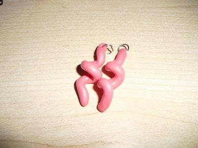 orecchini spirale 3d