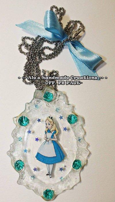 Collana in Resina 'Alice'