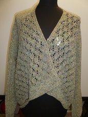 giacca tricot estate