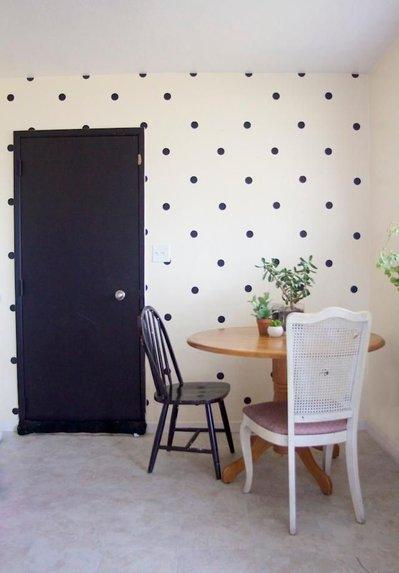 Pois adesivi murali diametro 3,5 cm conf. 100 pezzi