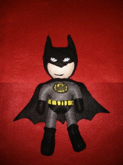 pannolenci Super-Heroes: Cavagliere Oscuro (Batman)