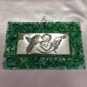 Immagine Angeli in Vetro di Murano