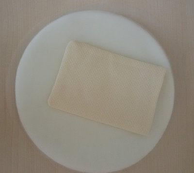 Inserzione riservata n. 50 sacchetti per confetti da ricamare a punto croce