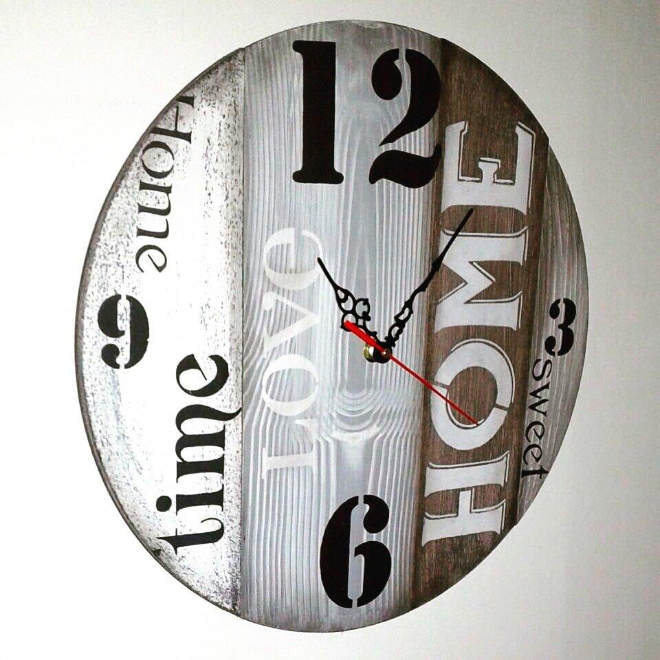 orologio shabby chic per la casa e per te arredamento
