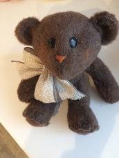 Tenerissimo orsetto da decoro , idea regalo