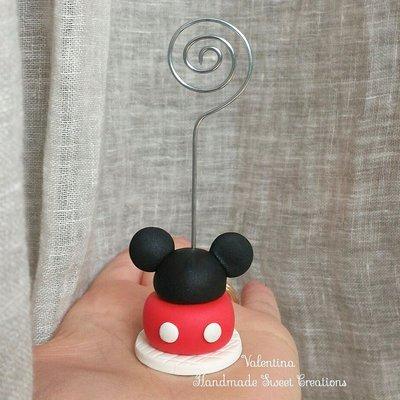 Mini cake topolino