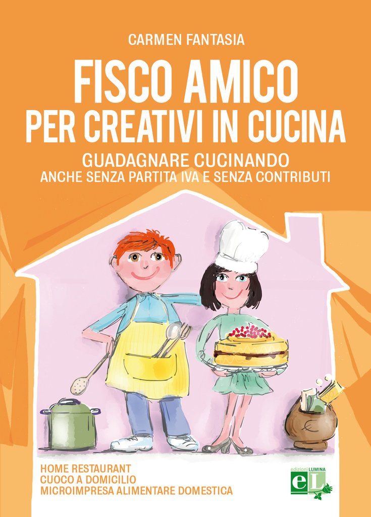 FISCO AMICO PER CREATIVI IN CUCINA