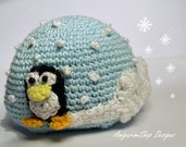 Penguin Pincushion Pattern