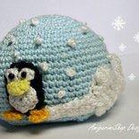 Penguin Pincushion Pattern