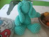 Coniglio Pasqualino crochet