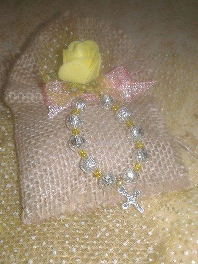 Rosari realizzatia mano.