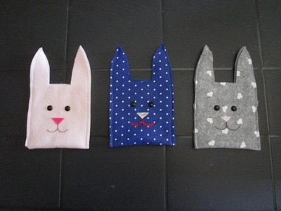 Coniglietti porta ovetti