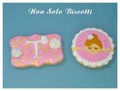 Biscotti Prima Comunione Bimba