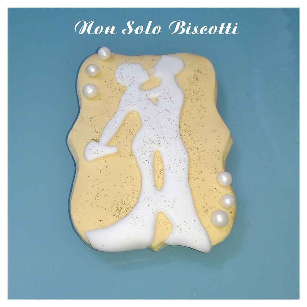 Biscotti decorati Matrimonio