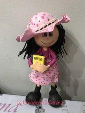 Bambola maestra scuola