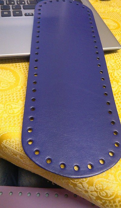 fondo ovale 10x30 viola