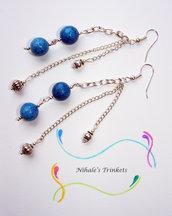 Blue balls & chains