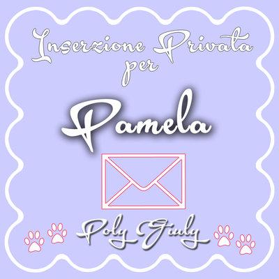 Per PAMELA Inserzione Privata - 3 cornici ritratto famiglia