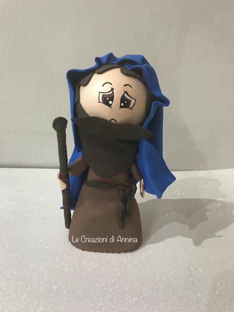 Bambola Giuseppe presepe
