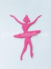 10 ballerine di cartoncino