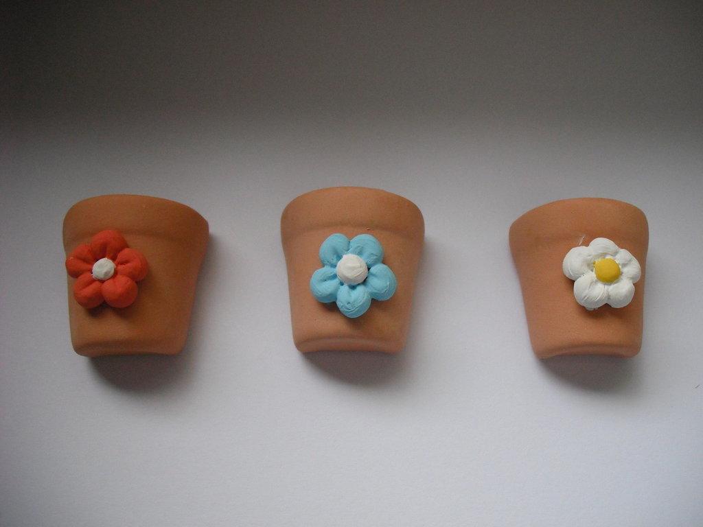 Vasetto con fiori