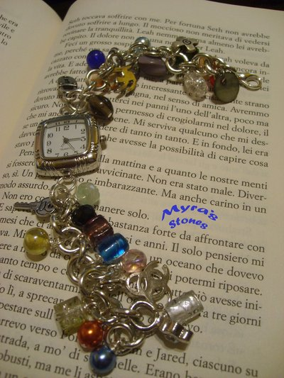 Orologio charms
