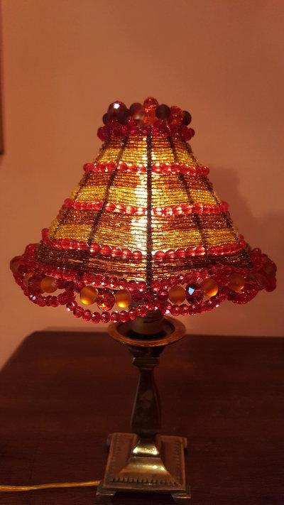 Piccola lampada  da tavolo