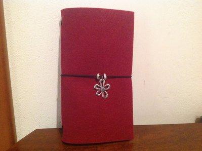 Traveler's Notebook in feltro