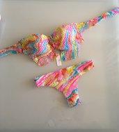 bikini costume da bagno coppe brasiliana fascia mare estate