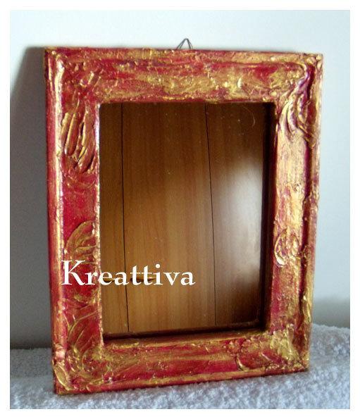 specchio barocco