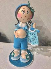 Bambola fofuchas Mamma in gravidanza