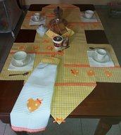Set colazione country chic