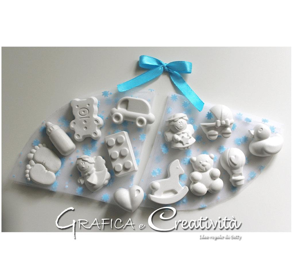 Gessetti battesimo/nascita bimbo