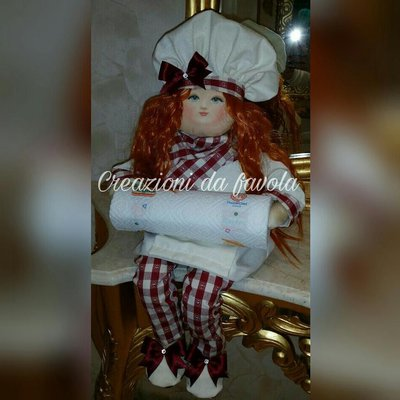 Bambola portascottex joanna