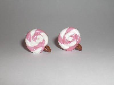 Orecchini Lollipop