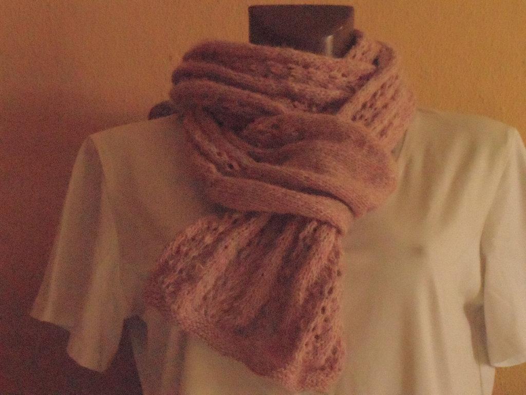 Set sciarpa+berretto lana