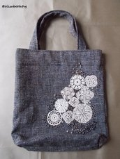 "SHOPPER BAG ""PERLE"""