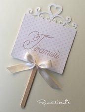 Palette di gusti  per confettata by Romanticards