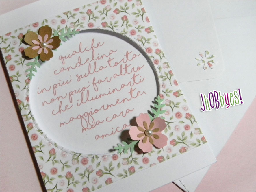 Card auguri Buon compleanno